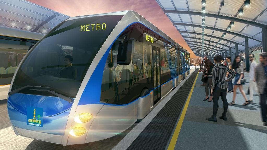 Cross River Rail Brisbane