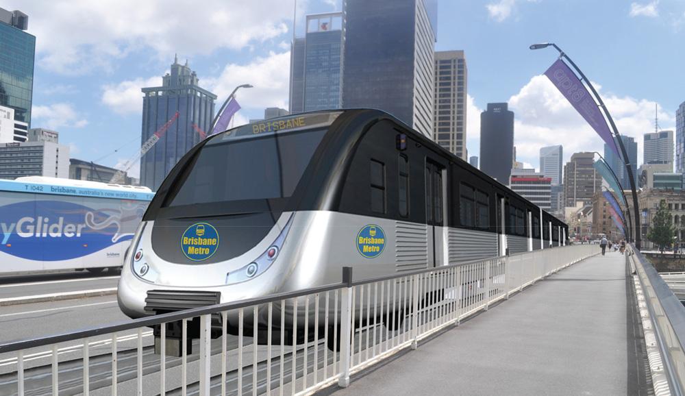 Brisbane Metro 1